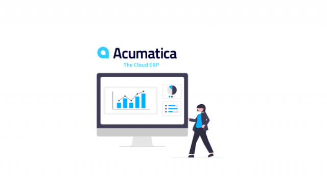 acumatica 2021 r1 highlight new widgets to dashboards